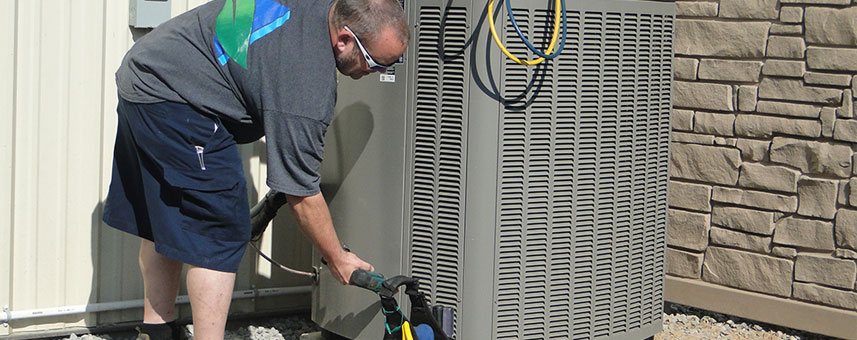 Heat Pump services in Ellijay GA by James Thomas Heating and Cooling