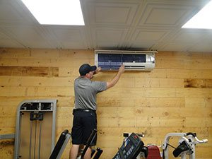 Call James Thomas Heating and Cooling for great Ductless Mini Split repair service in Blairsville GA